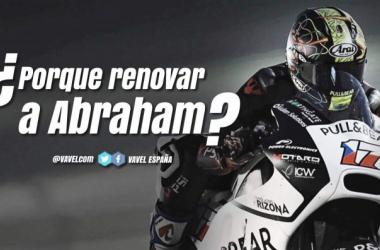 Karel Abraham renueva por un año más en el Pull&Bear Aspar Team