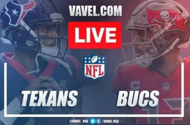 Score and touchdowns: Houston Texans 23-20 Tampa Bay Buccaneers in NFL 2019