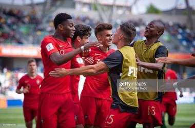 Portugal estreia-se com vitória