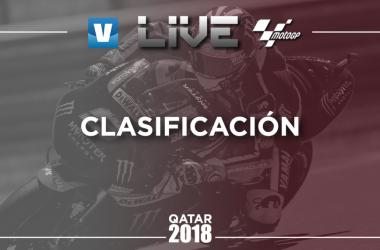 Resumen Clasificación GP de Qatar 2018 de MotoGP
