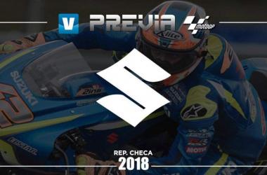 Previa Suzuki GP de la República Checa: cabeza alta
