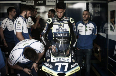 Foto: Vicente Pérez, Montmeló. Real Avintia Racing Team
