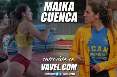 """Entrevista. Maika Cuenca: """"Me voy a Estados Unidos a la aventura"""""""