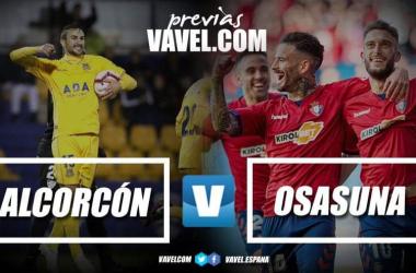 Previa AD Alcorcón vs CA Osasuna. Fotomontaje: VAVEL
