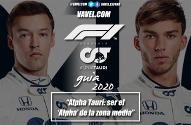 Guía VAVEL F1 2020: Apha Tauri, ser el equipo 'Alpha' de la zona media