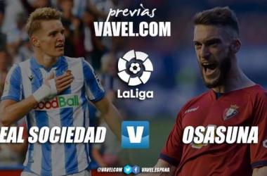 Previa Real Sociedad- Osasuna: un duelo de realidades diferentes
