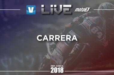 Resumen Carrera GP de la República Checa 2018 de Moto3