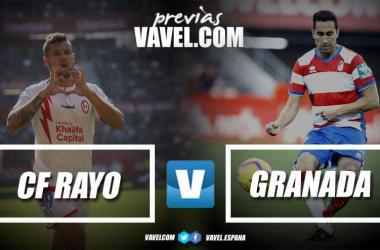 Previa Rayo Majadahonda - Granada CF: la lucha por el ascenso pasa por el Cerro del Espino