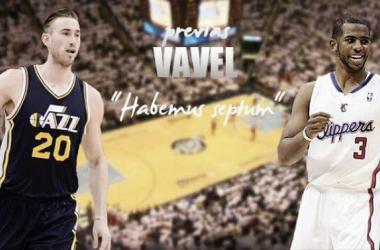 'Habemus septum' en NBA VAVEL: Clippers vs Jazz
