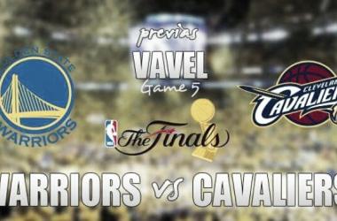 Previa 'Game 5' Warriors - Cavaliers: Golden State contra el fantasma de su pasado