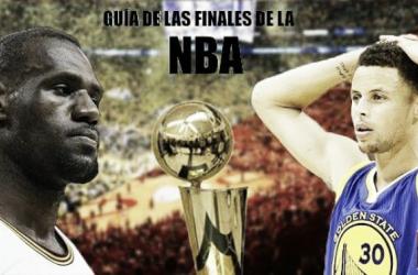 Guía de las Finales de la NBA: la trilogía de las tres guerras | Fotomontaje: Álvaro García (VAVEL.com)