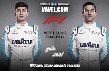 Guía VAVEL F1 2021: Williams, último año de la pesadilla