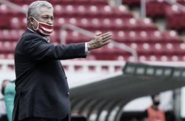 """Víctor Manuel Vucetich: """"Hay elementos para contrarrestar a León"""""""