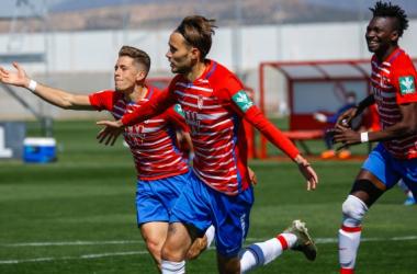 El Recreativo Granada disputará en casa su primer partido de la segunda fase | Foto: Granada CF