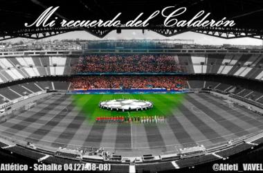 Mi recuerdo del Calderón: dale alegría a mi corazón