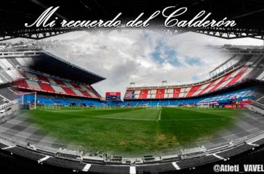 Mi recuerdo del Calderón: cuando ni al pellizcarme me despertaba