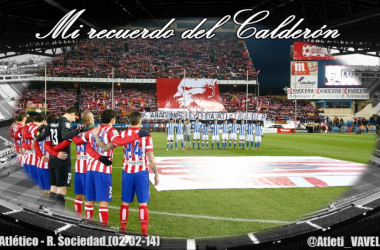 Mi recuerdo del Calderón: hasta siempre, Luis