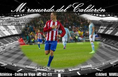 Mi Recuerdo del Calderón: cuando la fe volvió a resurgir
