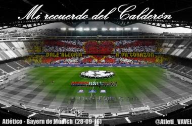 Mi recuerdo del Calderón: el lugar donde los sueños se cumplen