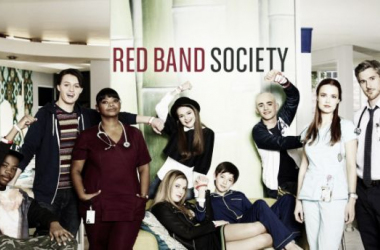 Cartel de 'Red Band Society' (Foto: pmcvariety.files.wordpress.com)