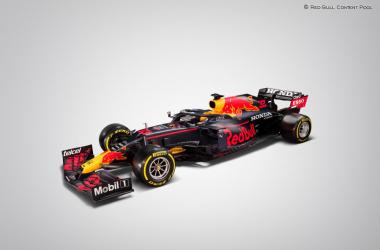 El Red Bull, visto desde un plano general. Fuente: Red Bull Content Pool