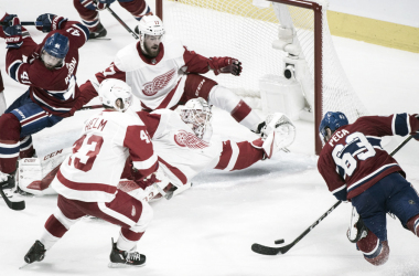 Los Red Wings están en crisis esperada. NHL.com.