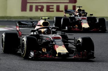 Previa Red Bull en el Gran Premio de Estados Unidos 2018: cuatro para Red Bull-Honda