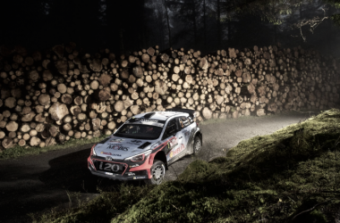 Rallye de Gales 2016 | Foto: Red Bull