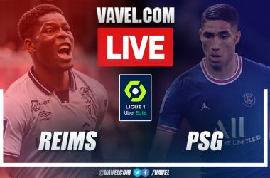 Gols e melhores momentos de Stade de Reims x Paris Saint-Germain (0-2)