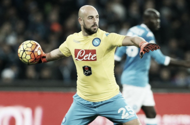 Reina believes there is more to come from his Napoli side / Gazetta World