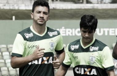 Renan Oliveira visa manter bom retrospecto contra Tupi para garantir classificação do América