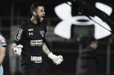 """Renan Ribeiro motiva o time após revés: """"Iremos reagir para mudar esta situação no campeonato"""""""