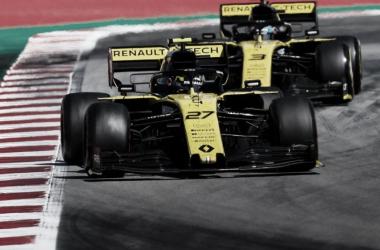 Na briga pela quarta posição, Renault faz modificações nas asas para GP do Japão