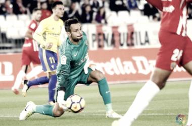 Resumen de la temporada 2017/2018: René Román, elegido mejor jugador de la UD Almería