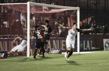 Gol de Reniero en Copa Argentina ante Colón   FOTO: Goal