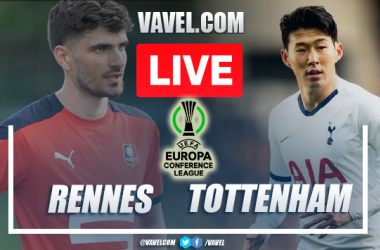 Goals and Highlights: Stade Rennais 2-2 Tottenham in Conference League