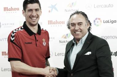 """Yeray: """"El club me ha valorado y he firmado con todas las consecuencias"""""""