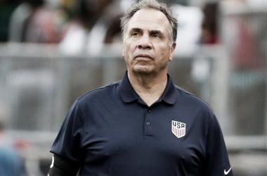 Estados Unidos quedó eliminado tras caer 2-1 contra Trinidad y Tobago. Imagen: ussoccer.com