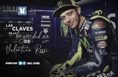 Las claves de la longevidad de Rossi: su espectacular autoestima