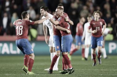 La República Checa da la sorpresa en Praga. / Foto: Euro2020