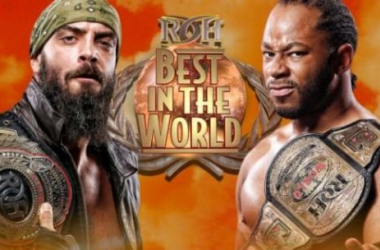ROH Wrestling Review 6/17/15