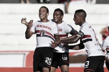 Reservas do São Paulo mostram serviço e conseguem vitória diante do Botafogo-SP