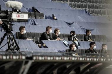 Top 20: imagens que marcam retorno do Campeonato Alemão
