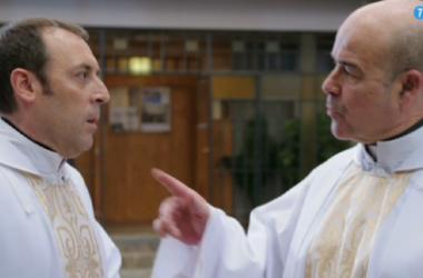 Molero y Resines vuelven a verse las caras en la nueva ficción de Telecinco (Foto: Mediaset)