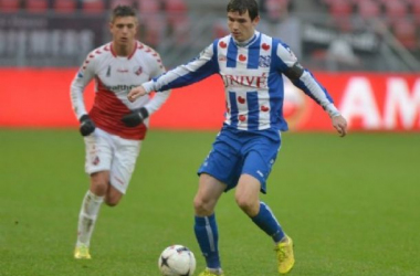 Marten De Roon no jugará el próximo partido por sanción