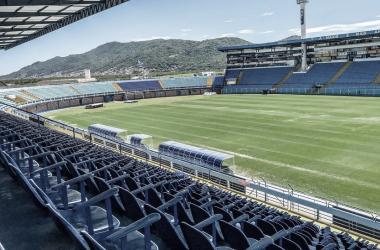 Ressacada, estádio-sede de Avaí x Confiança (Avaí FC / Divulgação)