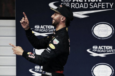 """Daniel Ricciardo: """"Hemos conseguido maximizar todo lo que teníamos"""""""