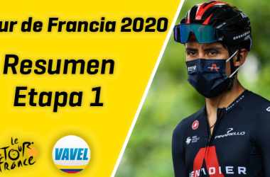 Tour de Francia 2020, etapa 1: jornada accidentada