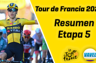 Tour de Francia 2020, etapa 5: Wout 'Van Sprint'