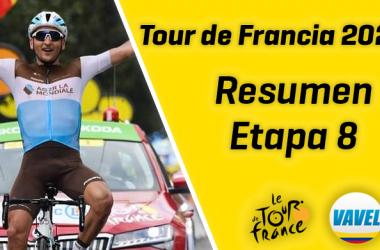Tour de Francia 2020, etapa 8: Nans Peters y una victoria para la fuga en los Pirineos